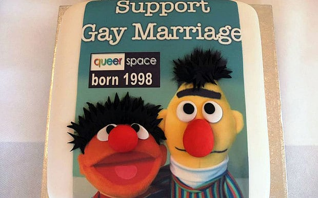 bert-cake